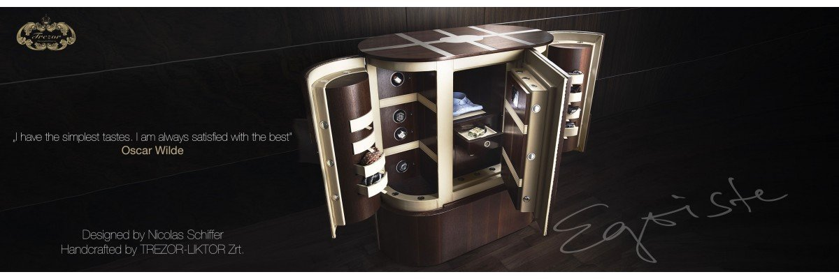 Custom-made safes